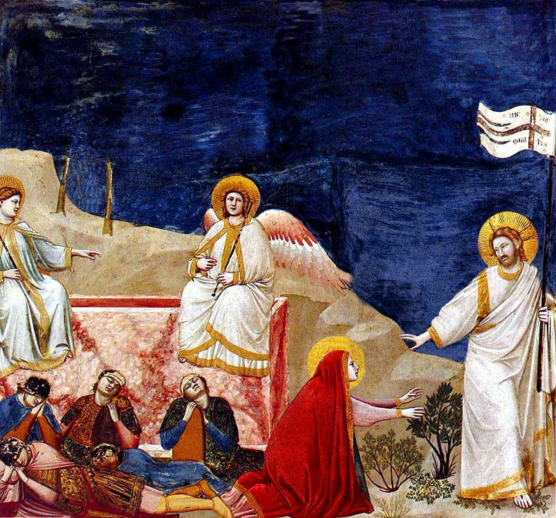 resurrection.giotto