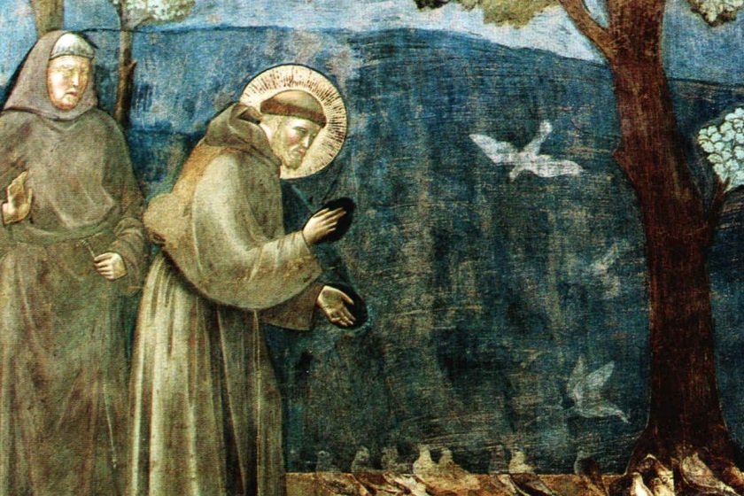 Rich In Love The Story Of St Francis The Homely Hours