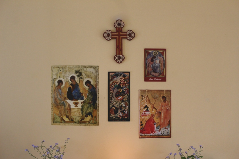 Altar Space - Close Up 1