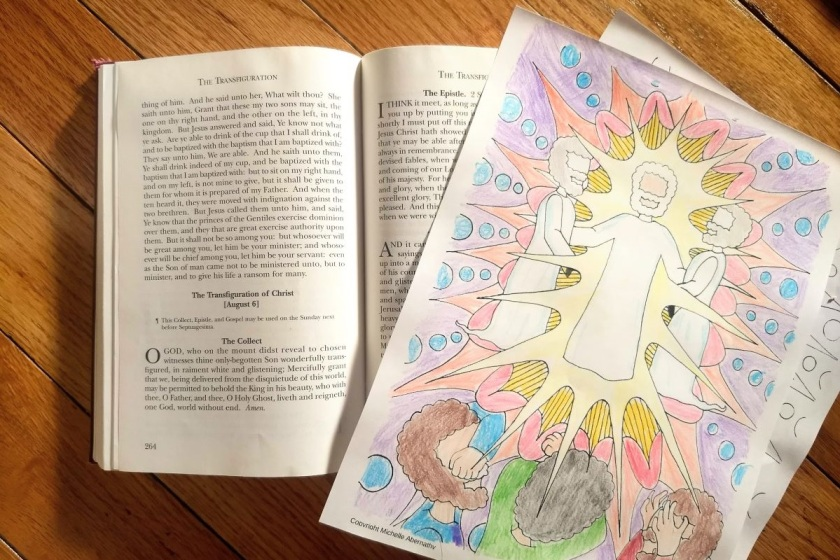 coloring page | The Homely Hours